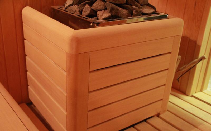 Sauna Sobası