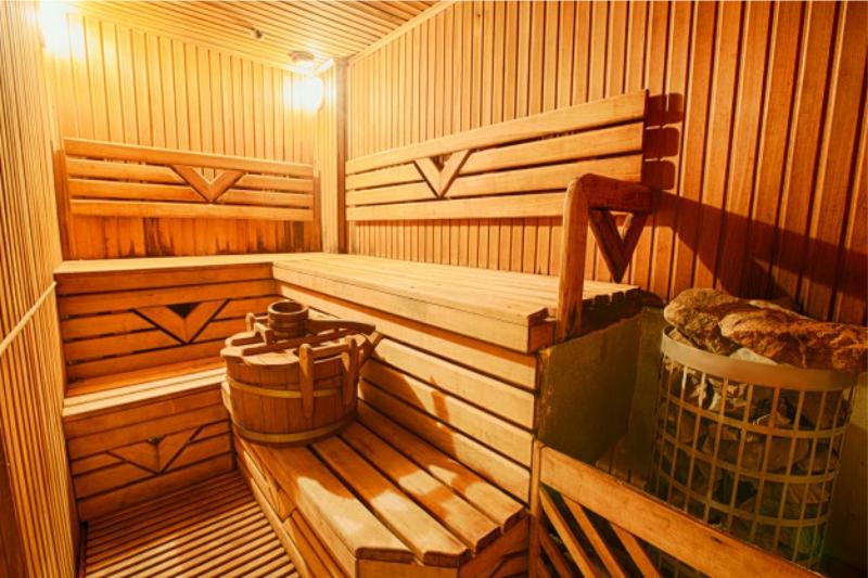 Sauna Yapımı