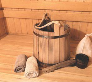 Sauna Aksesuarları